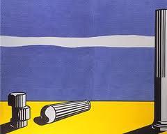 Obra de Roy Lichtenstein (Foto: reprodução)