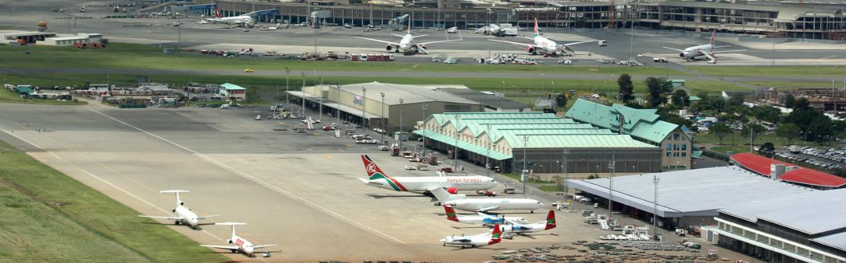Aeroporto Nairobi : Quênia debate segurança anti terrorista em aeroportos do