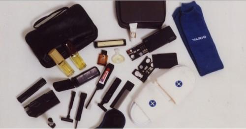 """Na primeira classe da Varig, o """"kit viagem"""" disponibilizava cremes para as mãos e perfume francês"""