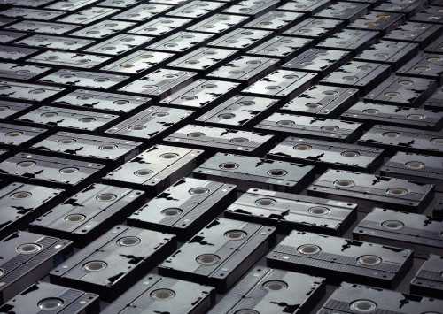 Graphic-Videotapes