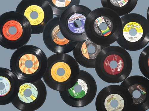 Relics-of-Technology-45s