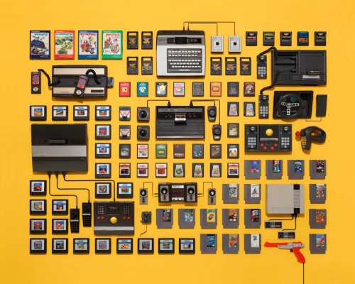 Videogame-Collection