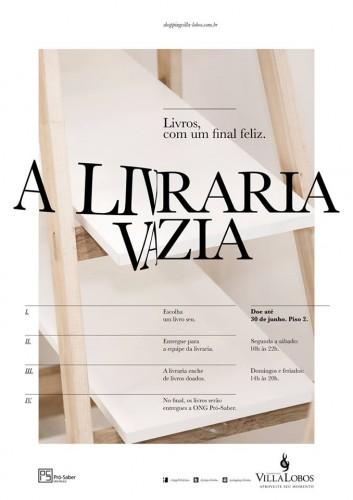 livraria vazia1