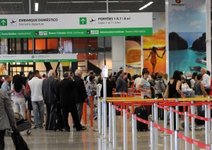 Aeroporto JK Check in