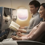 Singapore Airlines oferece Champanhe na classe econômica
