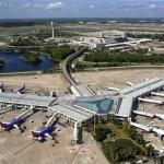 Aeroporto em Orlando apresenta sistema de segurança acima do exigido pelo governo americano