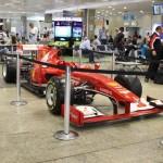 Viracopos é o Aeroporto oficial da Fórmula 1