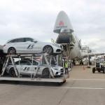 Viracopos: Aeroporto recebe carros e equipamentos do GP Petrobras Brasil de F1