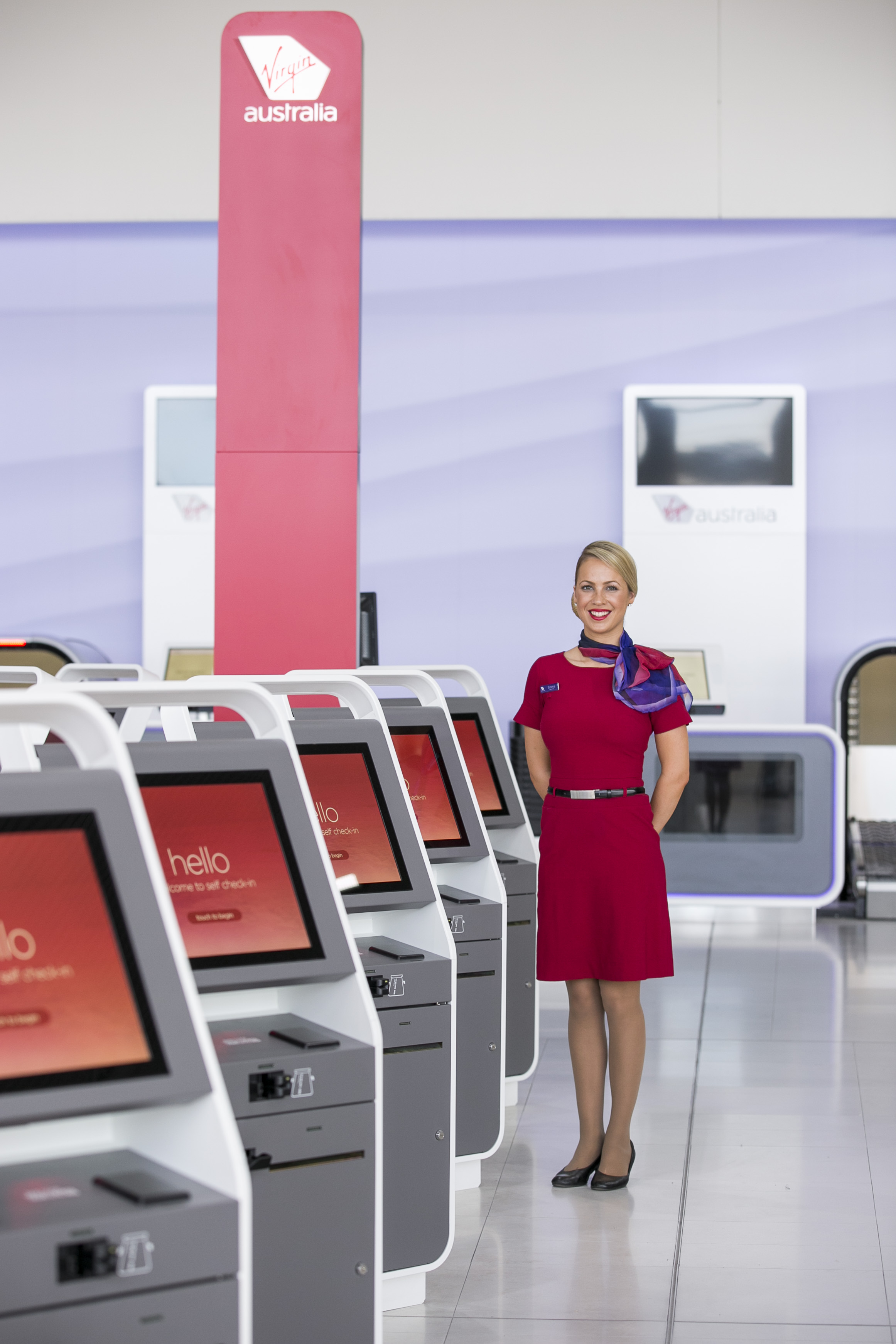 11) Virgin Australia Check In 1