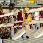 SP: Aeroporto de Congonhas recebe corais natalinos e decoração especial