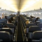 Aplicativo permite troca de poltronas dentro do avião