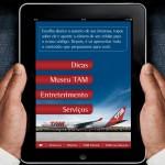 Passageiros da TAM poderão manter eletrônicos ligados durante o voo