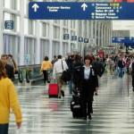 Vídeo incrível mostra aterrissagem noturna no Aeroporto de Chicago