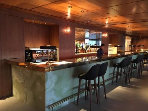 Lounge do Aeroporto de Hong Kong - Foto: Divulgação
