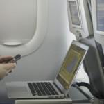 """""""Modo avião"""" durante voo é liberado em três companhias aéreas"""