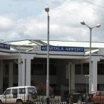 Aeroporto de Agartala começa a fazer anúncios na língua tribal local