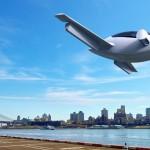 Aeronave elétrica não faz barulho e pode decolar do quintal de casa