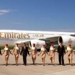 Emirates Airlines é eleita a melhor companhia aérea do mundo