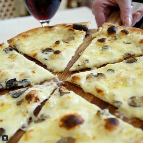 Pizza Tartufo Nero -Divulgação