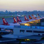 Aeroporto de Congonhas recebe mostra fotográfica de amantes da aviação