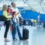 Rio 2016: Aeroportos brasileiros atingem pontualidade de 95,6%
