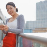 Passageiros chineses são hiperconectados e felizes