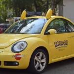 Caçada Pokémon ganha Pikachu Car