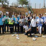 Aeroporto de Goiânia comemora Dia da Árvore com plantio de 50 mudas