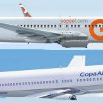 GOL  passa a comerciar destinos da parceira Copa Airlines