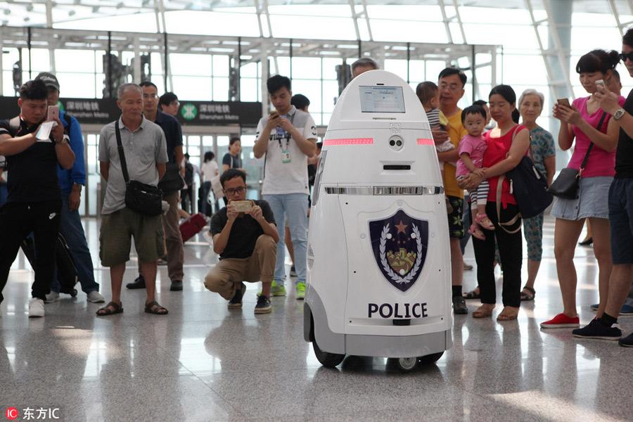Resultado de imagem para robos shenzhen
