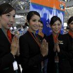 Comissárias de voo transexuais estreiam na tailandesa PC Air