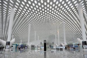 Aeroporto Internacional de Shenzhen (Foto: Divulgação)