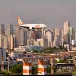 Congonhas é o terminal com mais conexões na América Latina