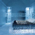 Suécia inaugura primeiro hotel de gelo permanente