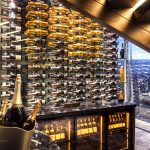 Champagne Bar em Londres é um convite ao requinte