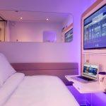 Aeroporto de Paris inaugura hotel futurista