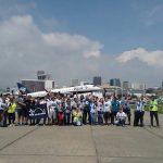 Aeroporto Santos Dumont reúne amantes da aviação para sua primeira edição do Spotter Day Infraero