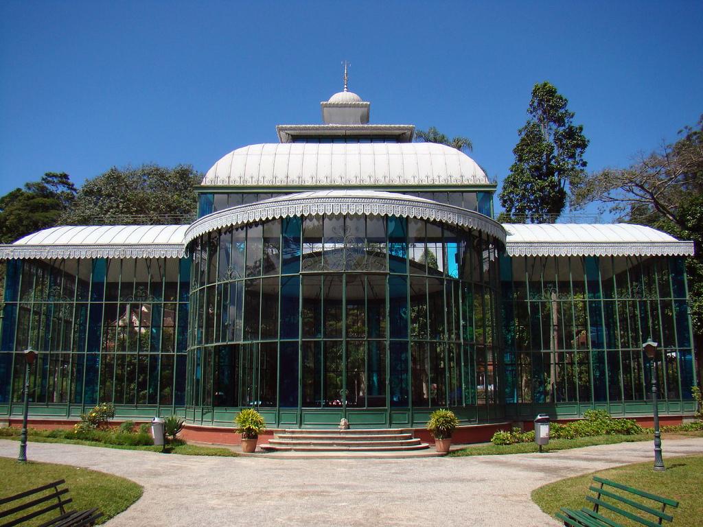 Palácio de Cristal (Foto: Divulgação)