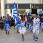 Portela faz a festa no Aeroporto Santos Dumont