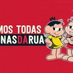 SP: Chácara Turma da Mônica adere ao projeto Donas da Rua