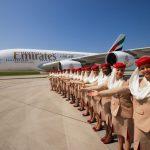 Maior aeronave comercial do mundo aterrissa no GRU Airport