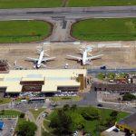 Aeroporto de Navegantes completa 47 anos