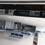 Aeroporto de São Luis ganha nova sala de embarque