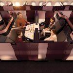 Qatar Airways ganha prêmio de melhor companhia aérea do ano