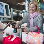Aeroporto na Alemanha adere ao autodespacho de bagagens