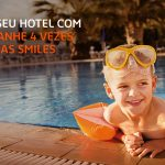 Gol fecha parceria com o Booking.com para reserva de hotéis