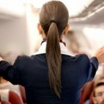 Comissário de voo é essencial para a segurança na aviação