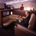 """""""Oscar da aviação"""" elege Qatar Airways como a melhor do mundo"""