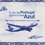 Azul celebra um ano de operações em Lisboa