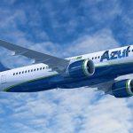 Passageiros da Azul em voos internacionais ganharão canetas uni-ball